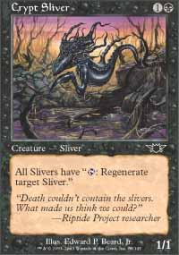 Crypt Sliver - Legions