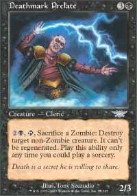 Deathmark Prelate - Legions