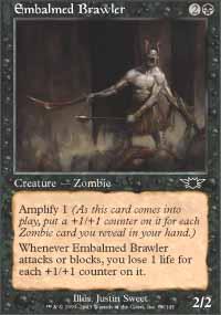 Embalmed Brawler - Legions