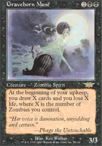 Graveborn Muse - Legions