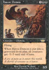 Havoc Demon - Legions