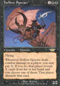 Hollow Specter - Legions
