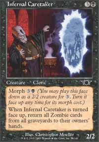 Infernal Caretaker - Legions