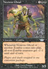 Noxious Ghoul - Legions
