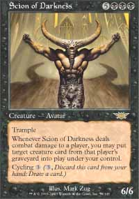 Scion of Darkness - Legions
