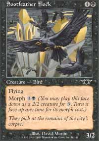 Sootfeather Flock - Legions