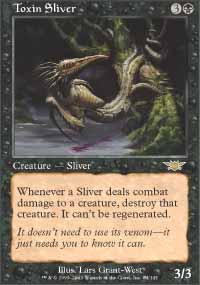 Toxin Sliver - Legions