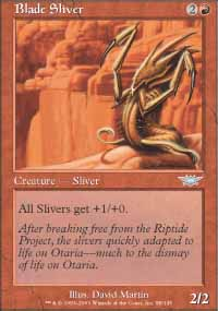 Blade Sliver - Legions