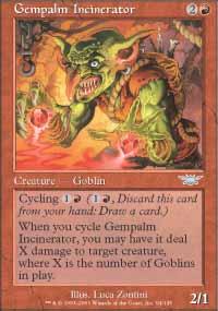 Gempalm Incinerator - Legions