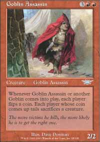 Goblin Assassin - Legions
