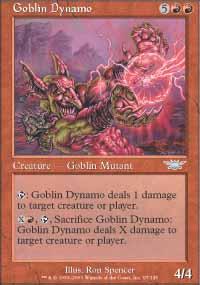 Goblin Dynamo - Legions