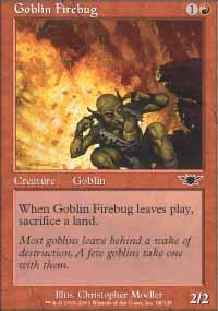 Goblin Firebug - Legions
