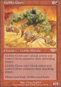 Goblin Goon - Legions