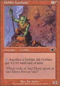 Goblin Lookout - Legions