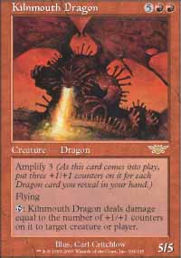 Kilnmouth Dragon - Legions