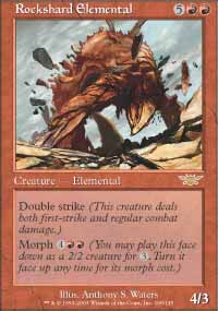 Rockshard Elemental - Legions