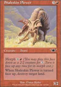 Shaleskin Plower - Legions
