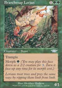 Branchsnap Lorian - Legions
