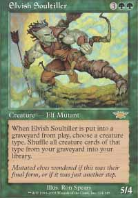 Elvish Soultiller - Legions