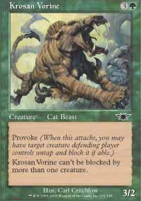 Krosan Vorine - Legions