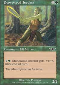 Stonewood Invoker - Legions