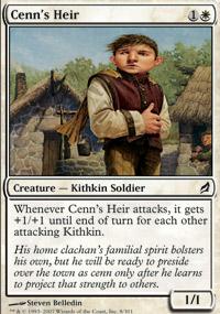 Cenn's Heir - Lorwyn