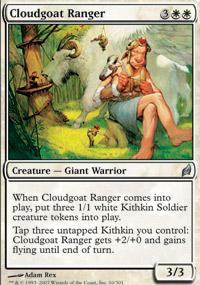 Cloudgoat Ranger - Lorwyn