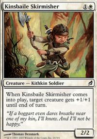 Kinsbaile Skirmisher - Lorwyn