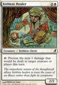 Kithkin Healer - Lorwyn