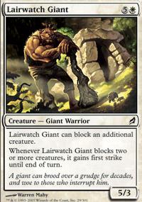 Lairwatch Giant - Lorwyn