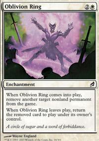 Oblivion Ring - Lorwyn