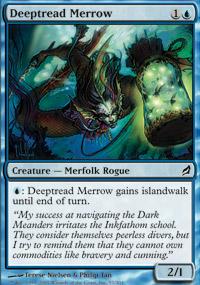 Deeptread Merrow - Lorwyn