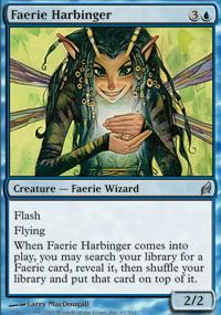 Faerie Harbinger - Lorwyn