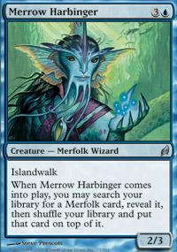 Merrow Harbinger - Lorwyn