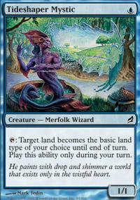 Tideshaper Mystic - Lorwyn