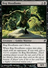 Bog Hoodlums - Lorwyn