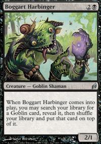 Boggart Harbinger - Lorwyn