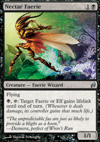 Nectar Faerie - Lorwyn