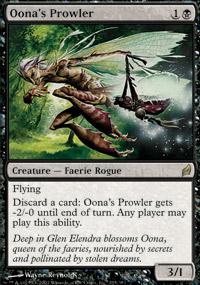 Oona's Prowler - Lorwyn