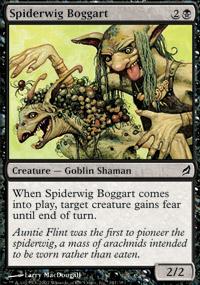 Spiderwig Boggart - Lorwyn