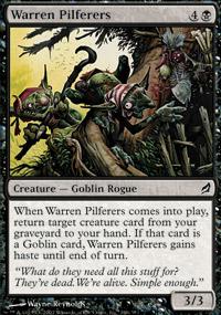 Warren Pilferers - Lorwyn