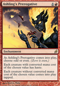 Ashling's Prerogative - Lorwyn