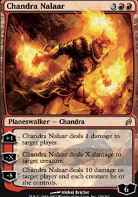 Chandra Nalaar - Lorwyn