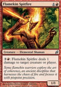Flamekin Spitfire - Lorwyn