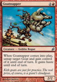 Goatnapper - Lorwyn
