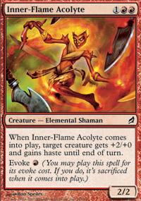 Inner-Flame Acolyte - Lorwyn