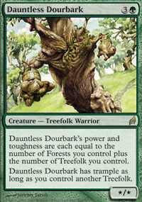 Dauntless Dourbark - Lorwyn
