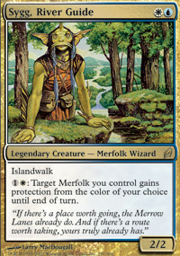 Sygg, River Guide - Lorwyn