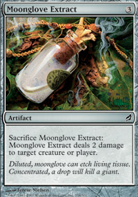 Moonglove Extract - Lorwyn