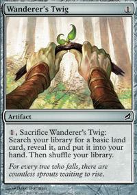 Wanderer's Twig - Lorwyn